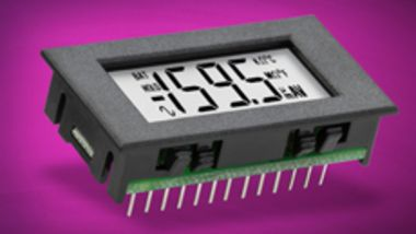Voltmeter, DVM, Counter, Gauge