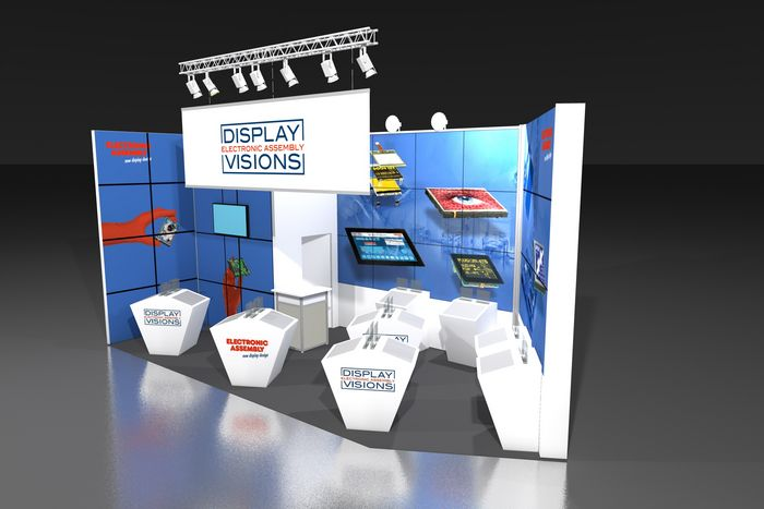display booth embedded world